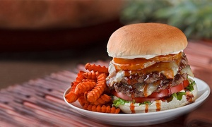 Rumbi Island Grill: $14 for $20 Worth of Island-Themed American Food at Rumbi Island Grill