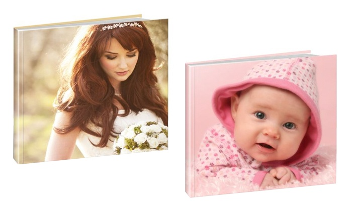 Photo2print: 20-Page Personalised Standard Hardcover Photobook from R139 (Up to 60% Off)
