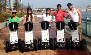 Emerald Coast Tours: History-Based, Two-Hour Segway Tour of Pensacola for One or Two from Emerald Coast Tours (Up to 54% Off)