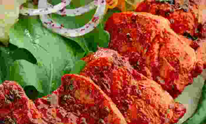 Alibaba - Blenman-Elm: Mediterranean and Persian Food at Alibaba (Half Off). Two Options Available.