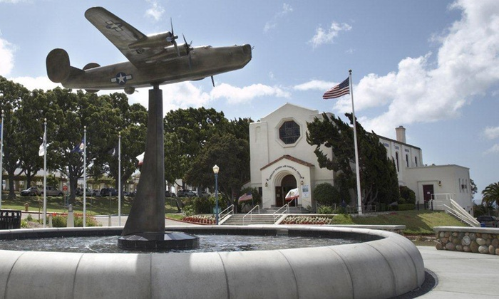 The Veterans Museum at Balboa Park - Balboa Park: General Admission or Family Membership to The Veterans Museum at Balboa Park (Up to 50% Off). Four Options Available.
