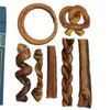 Jumbo Bully Stick Variety Pack For Dogs (17-Piece)