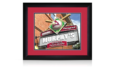 Custom Pub Print in a Standard or Premium Frame from Prints That Rock (Up to 44% Off)