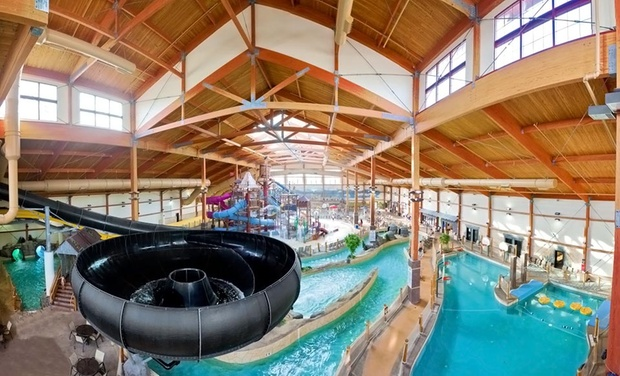 Fort Rapids Waterpark Hotel & Conference Center - Columbus, OH: Stay at Fort Rapids Waterpark Hotel & Conference Center in Columbus, OH. Dates into September.