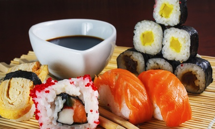 Pan-Asian Cuisine at Asia Bistro- Pentagon Row (Up to 43% Off). Two Options Available.