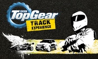 BBC Top Gear Choice of Hot Laps including Pro-Driver, The Stig, 4x4 and Short Circuit