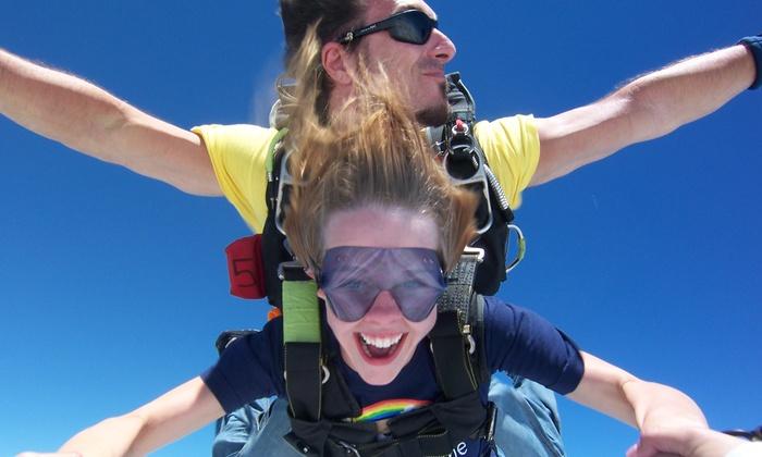 Daytona Beach Skydiving Center - Daytona Beach Skydiving Center: Tandem Skydiving at Daytona Beach Skydiving Center (56% Off)