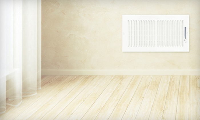 Unique Furnace & Duct Cleaning - Toronto (GTA): $119 for Air-Duct Cleaning for 12 Vents and 2 Hookups from Unique Furnace & Duct Cleaning ($299 Value)
