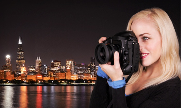 Balanced Exposure - Multiple Locations: Four-Hour DSLR Photo Essentials Class for One or Two at Balanced Exposure (Up to 79% Off)