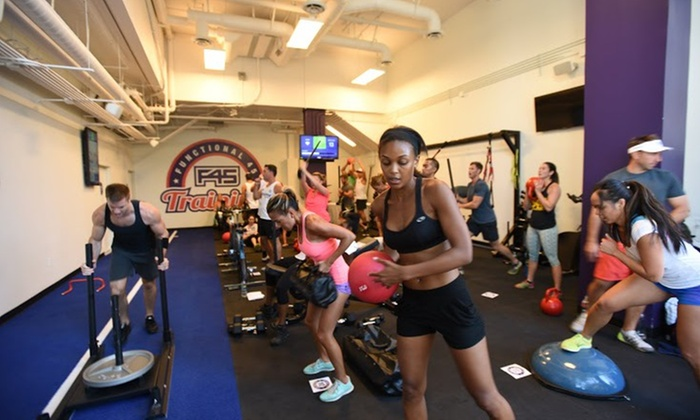 F45 Training Santa Monica - Mid-City: $20 for Two Weeks of Classes at F45 Training Santa Monica