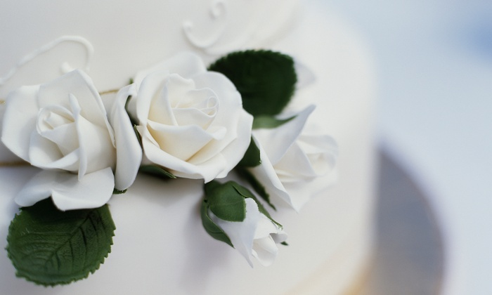 Sweet Dreams Desserts - Charleston: $50 for $100 or $100 for $200 Toward a Wedding or Occasion Cake from Sweet Dreams Desserts
