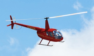Novictor Aviation: Waikiki Shoreline Helicopter Tour for One or Two from Novictor Aviation (52% Off)
