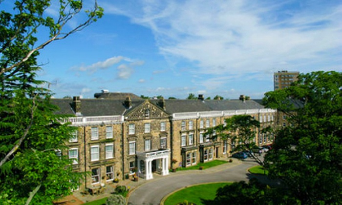 Best Western Cedar Court Hotel - Harrogate: Harrogate: 1 or 2 Nights For Two With Breakfast from £59 at the BEST WESTERN Cedar Court Hotel (Up to 51% Off)