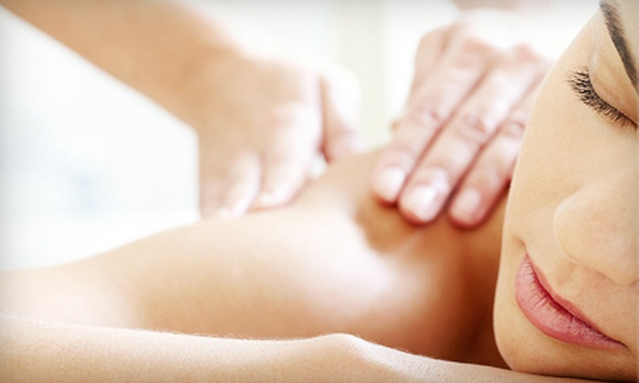 J.Nicolle Salon & Spa  - Downtown New Albany: One or Three 60-Minute Massages at J.Nicolle Salon & Spa in New Albany (Up to 65% Off)