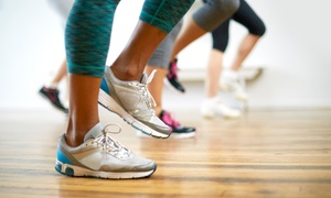 Crowne Plaza Hotel LLC (Shk Zayed): Five, Ten, or 15 Zumba or Jazzercise Classes from AED 99 at Crowne Plaza Sheik Zayed Road (Up to 65% Off)