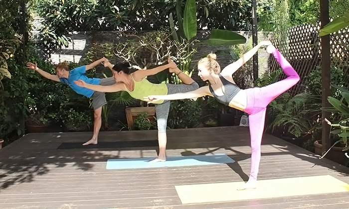 Yoga Garden LA - West Hollywood: 5 or 10 Yoga Classes at Yoga Garden LA (Up to 70% Off)