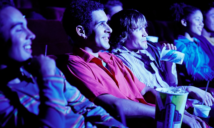 Gloucester Cinema - Gloucester: Movie Tickets with Popcorn and Drinks for Two or Four at Gloucester Cinema (Up to 55% Off)