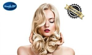 Un look pour tous - Provins: Shampoing, coupe, soin, modelage crânien et brushing, option technique dès 19,90 € chez Un Look Pour Tous