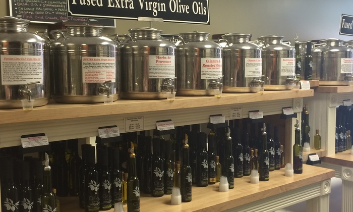 Oil Of The Olive - Dudgeon-Monroe: $11 for $20 Worth of Condiments — Oil of the Olive - Madison, WI