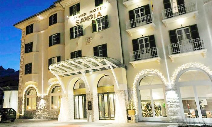 STE - GRAND HOTEL SAVOIA CORTINA a - Cortina D\'Ampezzo, Provincia ...