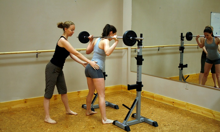 Natural Body By Lindsay - Verona: Two Circuit Training Classes at Natural Body by Lindsay (69% Off)