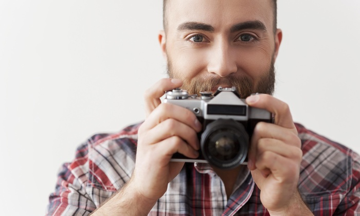 Gc3 Photography - Multiple Locations: Six-Day Photography Course at GC3 Photography (45% Off)