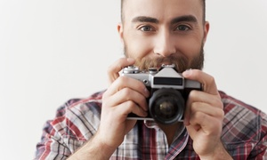 Gc3 Photography: Six-Day Photography Course at GC3 Photography (45% Off)