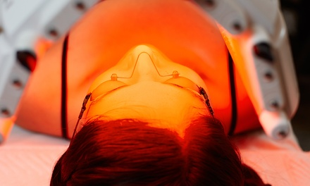 Three, Five, or Ten 20-Minute Red-Light Therapy Sessions at Body Fx (Up to 60% Off)