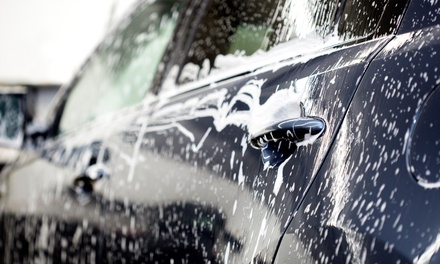 Three or Six Groupons, Each Good for One Exterior Wash at Beach Hand Wash (Up to 55% Off)