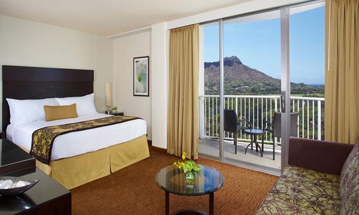 7 Day Hawaiian Vacation With Airfare In Honolulu Hi