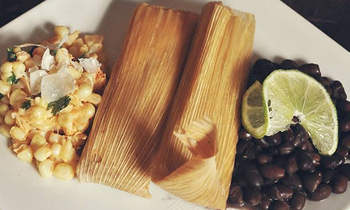 Raleigh Tamales - Hollywood Heights: $12 for $24 Worth of Tamale Delivery from Raleigh Tamales