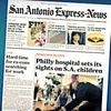 """San Antonio Express-News"" – 56% Off Sunday Paper Delivery"