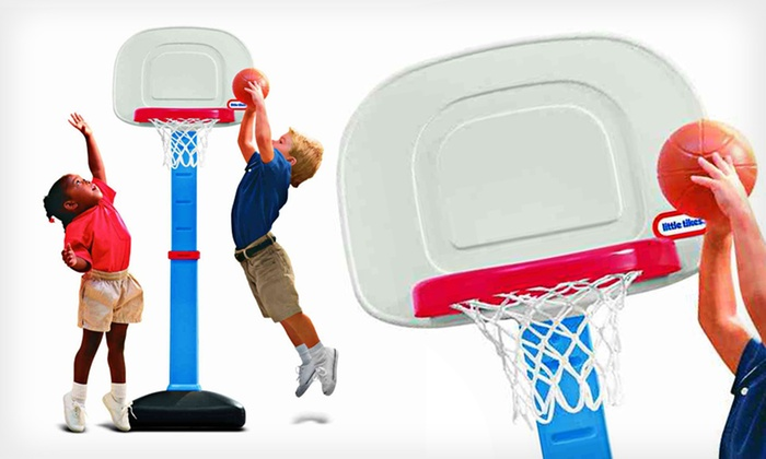 Little Tikes EasyScore Basketball Set: $32 for a Little Tikes EasyScore Basketball Set Premium Edition ($49.99 List Price). Free Shipping.