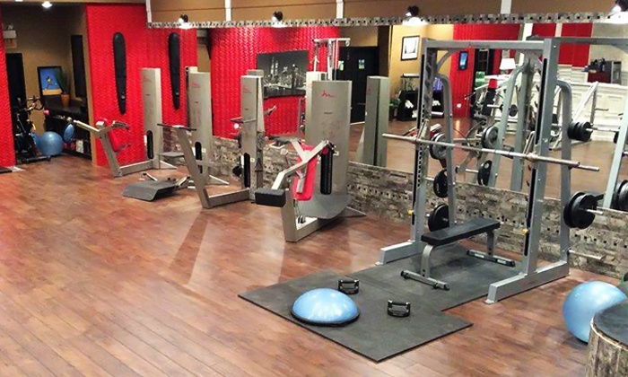 Pro Fit Fitness Studio - Windsor: Up to 70% Off Personal Training at Pro Fit Fitness Studio