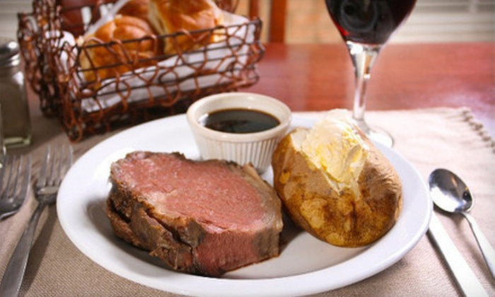 Mariah's - Bowling Green: Steak-House Fare and Drinks at Mariah's (Half Off). Two Options Available.