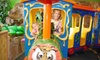 Indoor Safari Park - Flower Mound: $5 for Kids' Safari Outing with Rides and Access to Play Areas at Indoor Safari Park ($9.99 Value)