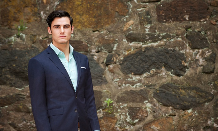 Alton Lane: Custom Suits, Shirts, Ties, and Apparel from Alton Lane (Up to 51% Off). Three Options Available.