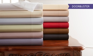 Hotel New York 800-thread Count 100% Cotton Sheets