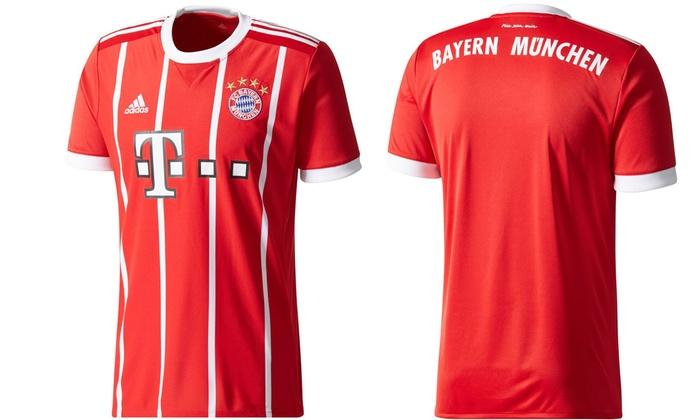 Adidas FC Bayern München Herren Trikot
