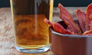 Second City Tours: One, Two, or Four Tickets to the Beer & Bacon Binge Food Tour from Second City Tours (Up to 59% Off)