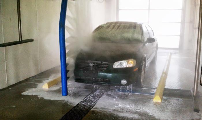 Lake Lansing Road Mobil - Groesbeck Area: Five or Ten Works Touchless Car Washes at Lake Lansing Road Mobil (up to 54% Off)