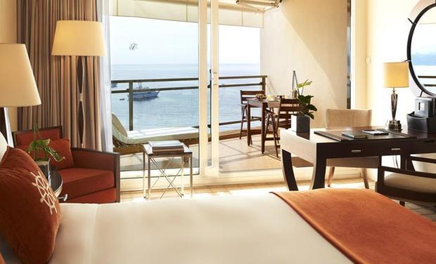 Good ... Monaco: Deluxe Zimmer Mit Meerblick Und Spa Paket ...
