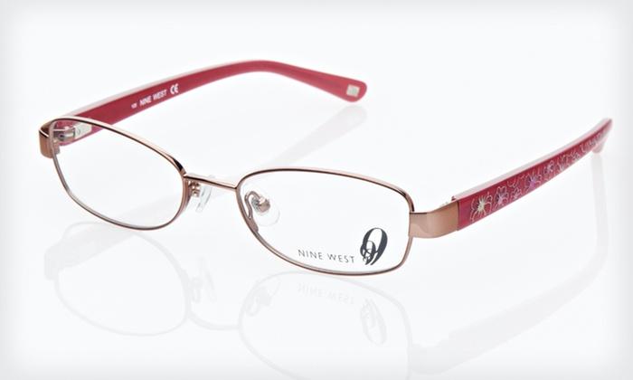 7a091f2ce9d  19 for Nine West Women s Optical Frames