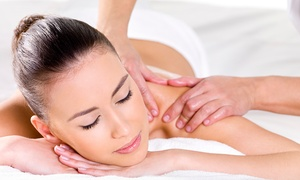 Mae's Brow & Beauty studio: Choice of Massage Plus Facial for £19.90 at Mae's Brow and Beauty Studio (Up to 66% Off)
