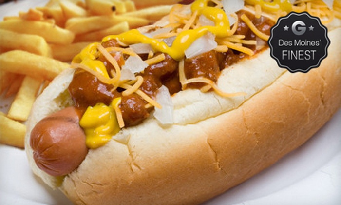 Capital Pub and Hot Dog - East Village: $10 for $20 Worth of Hot Dogs and Sandwiches at Capital Pub and Hot Dog Co.