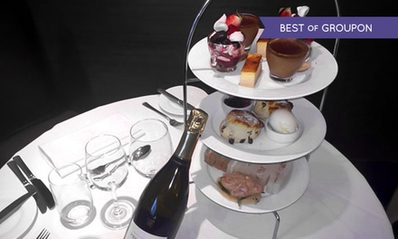 Afternoon Tea with a Glass of Prosecco for Two or Four at The Bluebell Restaurant (38% Off)