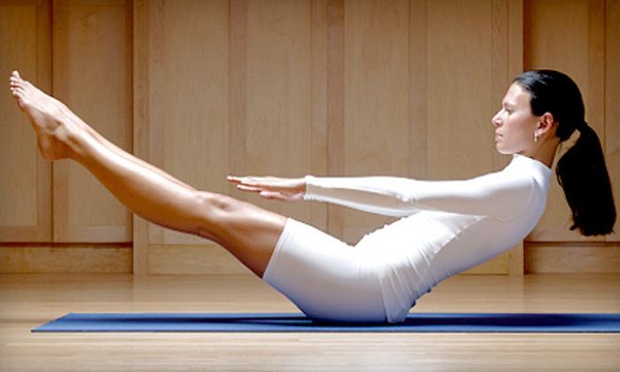 Beyond Fitness Pilates Studio - Cambridge: $89 for 10 Pilates Classes at Beyond Fitness Pilates Studio ($250 Value)