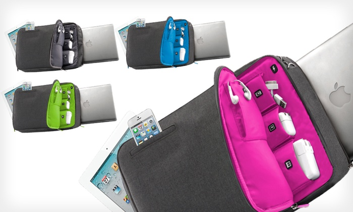 iHome Smart Laptop Cases for Mac: iHome Smart Laptop Sleeve, Briefcase, or Backpack (Up to 50% Off). 11 Options Available. Free Shipping and Free Returns.