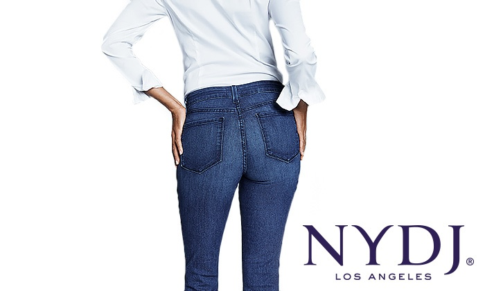 NYDJ: Women's Jeans and Apparel from NYDJ (51% Off). Two Options Available.