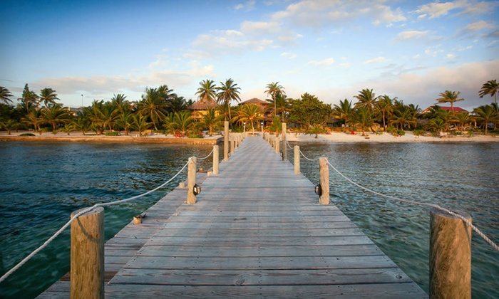 Portofino Beach Resort - Ambergris Caye, Belize: Five- or Seven-Night Stay at Portofino Beach Resort in Ambergris Caye, Belize